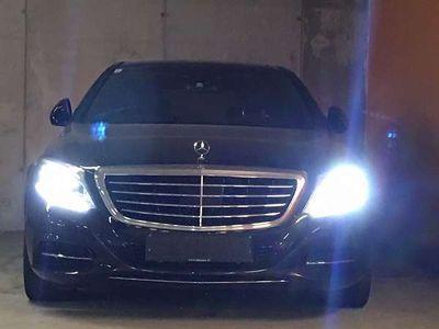 gebraucht Mercedes S500 S-Klasse4Matic Long,Panoramadach, Nappaleder, Limousine
