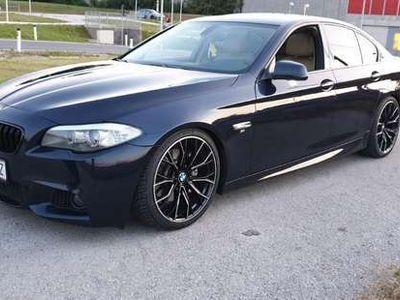 gebraucht BMW 525 Diesel (F10) Aut.*M5-OPTIK*6-Zylinder*