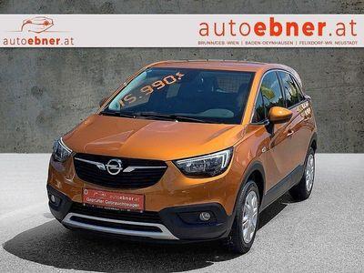 gebraucht Opel Crossland X 1,2 Turbo ECOTEC Direct Inj. Innovation St./St, Innovation, 110 PS, 5 Türen, Schaltgetriebe