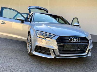 gebraucht Audi A3 Sportback 1,0 TFSI sport