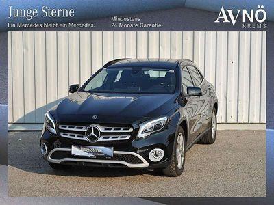 gebraucht Mercedes GLA200 CDI Off-Roader LED Navi Kamera Automatik E