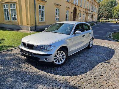 gebraucht BMW 116 1er-Reihe i Österreich-Paket 75.000 KM KLIMA ÖAMT... Limousine