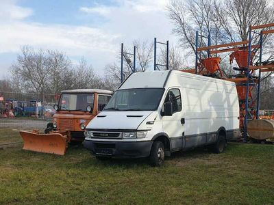 gebraucht Iveco Daily 35 S 12 C 3000L HD 2,3 TD