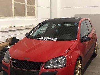 gebraucht VW Golf V gti dsg Sportwagen / Coupé