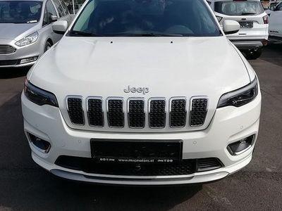 gebraucht Jeep Cherokee Limousine,