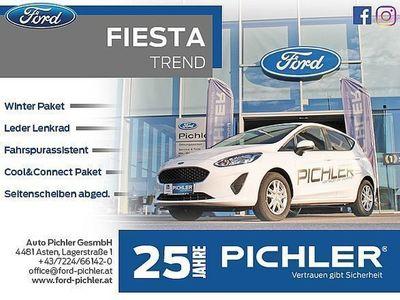 gebraucht Ford Fiesta Trend 1,1 Start/Stop