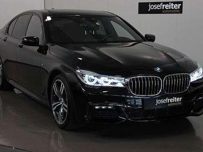 gebraucht BMW 740 d xDrive NP € 153.627,-