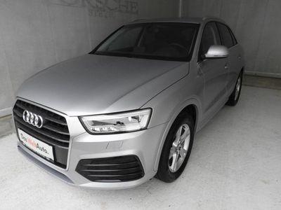 gebraucht Audi Q3 2.0 TDI quattro intense +