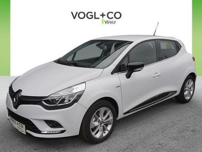 brugt Renault Clio Limited TCe 75 Limousine,