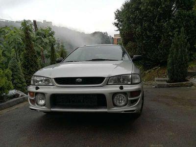 gebraucht Subaru Impreza ImprezaWAGON 2,0 Benzin 92 KW Kombi / Family Van
