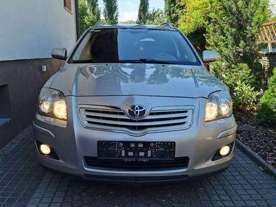 gebraucht Toyota Avensis 2,0 D4-D Linea Sol DPF