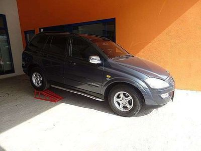 gebraucht Ssangyong Kyron Plus 2,0 Xdi 4WD Aut.