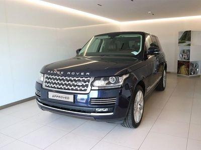 gebraucht Land Rover Range Rover 3,0 TDV6 Autobiography DPF SUV / Geländewagen,