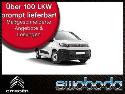 gebraucht Citroën Berlingo KW Komfort Plus M BlueHDi 100 S&S
