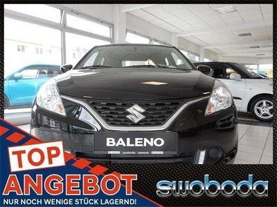 gebraucht Suzuki Baleno 1.2 DJ Clear Limousine,