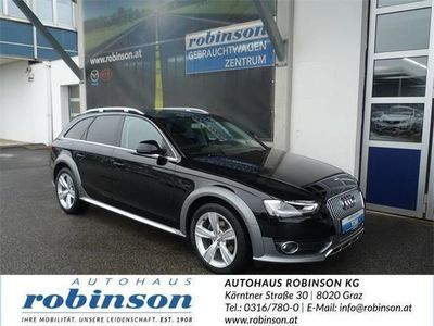 used Audi A4 Allroad 2,0 TDI quattro
