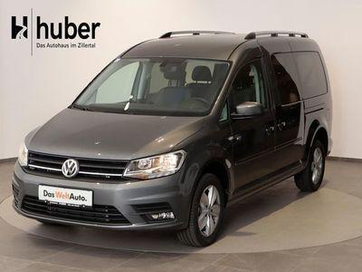 gebraucht VW Caddy Maxi Austria Plus TDI 4MOTION