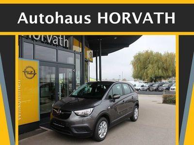 gebraucht Opel Crossland X 1,2 Turbo ECOTEC Direct Injection E... SUV / Geländewagen