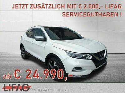 gebraucht Nissan Qashqai 15 dCi Tekna Plus *ab € 24.990-* Tekna+