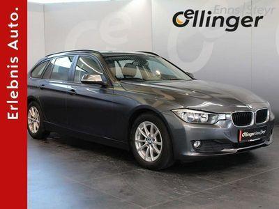gebraucht BMW 320 3er-Reihe d Touring EfficientDynamics Edition Kombi / Family Van,