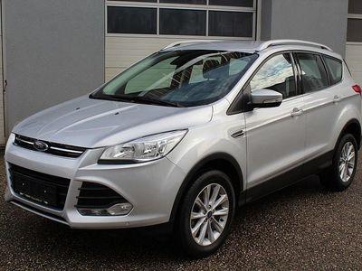 gebraucht Ford Kuga 2,0 TDCi Titanium S 4x4 Aut. *Topausstattung* SUV / Geländewagen