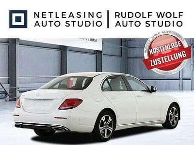 gebraucht Mercedes E200 E-KlasseAvantgarde Aut. Limousine