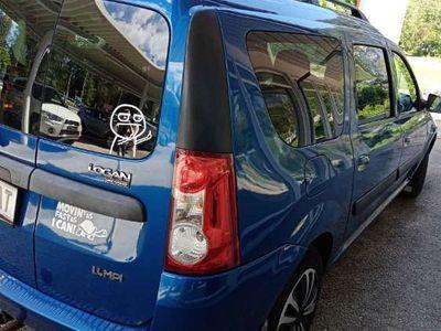 gebraucht Dacia Logan MCV Lauréate 1,6 16V