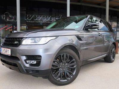 gebraucht Land Rover Range Rover Sport 3,0 SDV6 HSE, 21 Zoll, alle Service, AHK, wenig KM