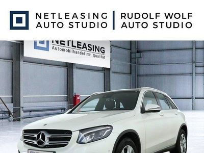 gebraucht Mercedes GLC250 d 4M AMG+Exclusive+el.Heckkl+Nav+LEDHigh