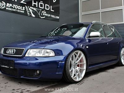 brugt Audi RS4 quattro 2,7