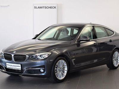 gebraucht BMW 320 Gran Turismo d NP: €54.673,- Limousine