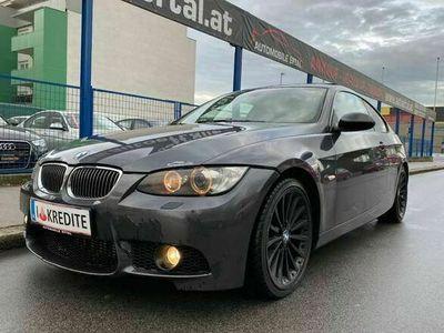 gebraucht BMW 335 3er-Reihe Diesel (E92)Coupé Aut.//AB-WERK-MPKT/