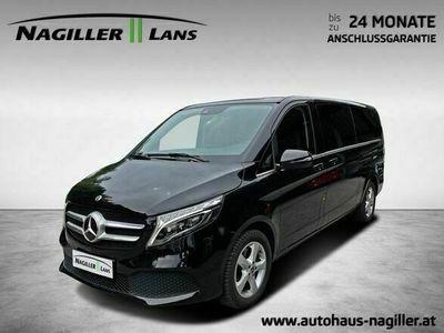 gebraucht Mercedes V250 Mercedesd BusinessVan extralang Avantgarde Aut.