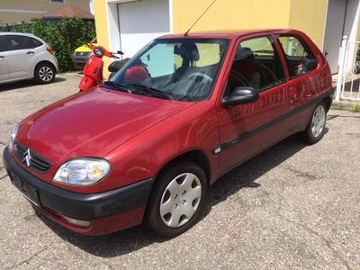 gebraucht Citroën Saxo 1,5 Ds. Klein-/ Kompaktwagen