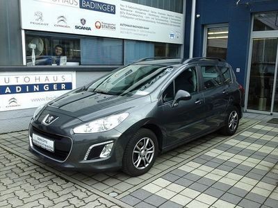 gebraucht Peugeot 308 SW 1,6 HDi 95 Active