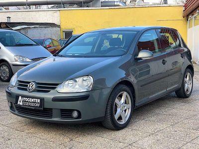 gebraucht VW Golf Comfortline 1,9 TDI**SERVICEHEFT**PICKERL** Klein-/ Kompaktwagen