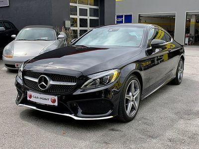 gebraucht Mercedes C250 d Coupe Aut. AMG