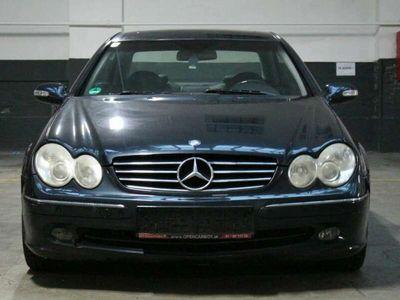 gebraucht Mercedes CLK500 Sportwagen / Coupé