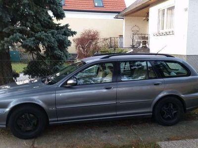 gebraucht Jaguar X-type 2.0 Diesel Kombi / Family Van