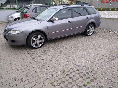 gebraucht Mazda 6 Sport Kombi 2.3 4WD Top Navi Allrad