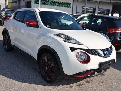 "gebraucht Nissan Juke Juke1,5 dCi Acenta/Navi/Alcantara/18""Alu/1.Besitz"
