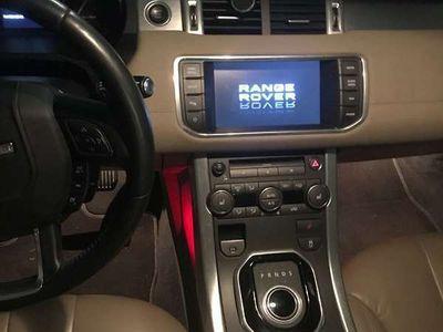 used Land Rover Range Rover evoque 2.2 SUV / Geländewagen,