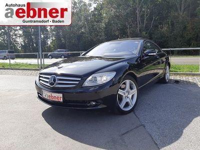 gebraucht Mercedes CL500 4Matic Aut.