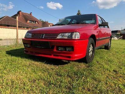 brugt Peugeot 405 SRI 2.0