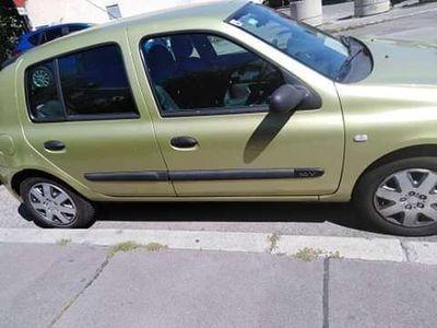 gebraucht Renault Clio 1,2 benzin Klein-/ Kompaktwagen
