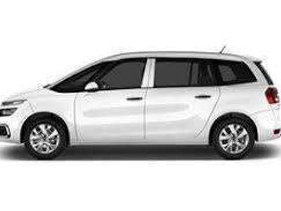 brugt Citroën Grand C4 Picasso C4 Picasso Seduction mit Sitzheizung Kombi / Family Van,