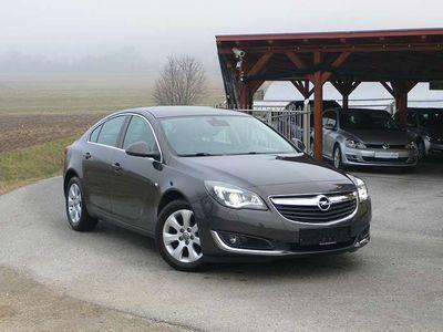 gebraucht Opel Insignia 1,6 CDTI ecoflex Cosmo Start/Stop System OPC LINE XENON NAVI LEDER Limousine
