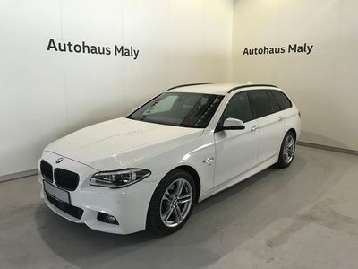 used BMW 520 d xDrive Touring Österreich-Paket Aut.