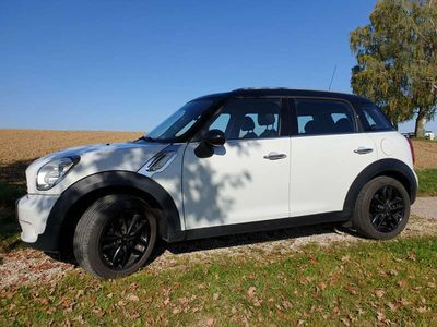 gebraucht Mini Cooper D Countryman Countryman SUV / Geländewagen