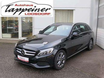 gebraucht Mercedes C220 d T 4MATIC AustriaEdition Aut. Avantg./AHV/LED/ACC